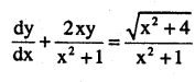 2nd PUC Maths Question Bank Chapter 9 Differential Equations Miscellaneous Exercise 31