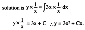 2nd PUC Maths Question Bank Chapter 9 Differential Equations Miscellaneous Exercise 35
