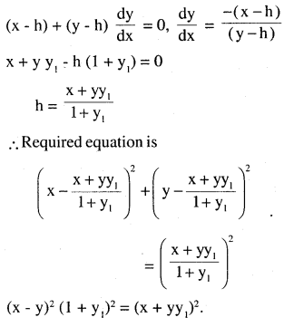 2nd PUC Maths Question Bank Chapter 9 Differential Equations Miscellaneous Exercise 38