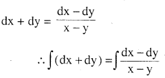 2nd PUC Maths Question Bank Chapter 9 Differential Equations Miscellaneous Exercise 44