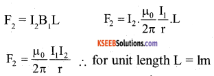 2nd PUC Physics Model Question Paper 1 with Answers 17