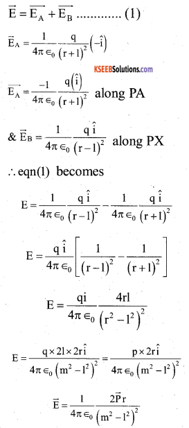 2nd PUC Physics Model Question Paper 1 with Answers 19