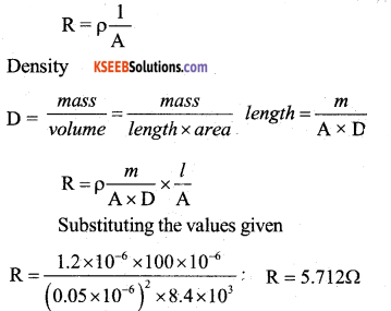 2nd PUC Physics Model Question Paper 3 with Answers 27