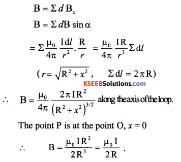 2nd PUC Physics Previous Year Question Paper March 2019 18