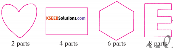 KSEEB Solutions For Class 5 Maths Chapter 5 Fractions