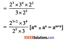 KSEEB Solutions for Class 7 Maths Chapter 13 Exponents and Powers Ex 13.2 2