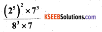 KSEEB Solutions for Class 7 Maths Chapter 13 Exponents and Powers Ex 13.2 39