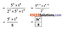 KSEEB Solutions for Class 7 Maths Chapter 13 Exponents and Powers Ex 13.2 42