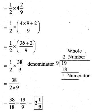 KSEEB Solutions for Class 7 Maths Chapter 2 Fractions and Decimals Ex 2.2 49