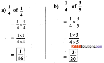 KSEEB Solutions for Class 7 Maths Chapter 2 Fractions and Decimals Ex 2.3 2