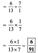 KSEEB Solutions for Class 7 Maths Chapter 2 Fractions and Decimals Ex 2.4 26