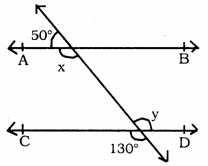 KSEEB Solutions for Class 9 Maths Chapter 3 Lines and Angles Ex 3.2 1