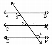 KSEEB Solutions for Class 9 Maths Chapter 3 Lines and Angles Ex 3.2 3