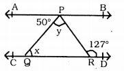 KSEEB Solutions for Class 9 Maths Chapter 3 Lines and Angles Ex 3.2 8