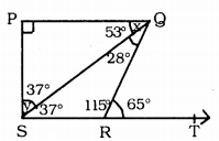 KSEEB Solutions for Class 9 Maths Chapter 3 Lines and Angles Ex 3.3 10