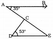 KSEEB Solutions for Class 9 Maths Chapter 3 Lines and Angles Ex 3.3 5