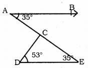 KSEEB Solutions for Class 9 Maths Chapter 3 Lines and Angles Ex 3.3 6