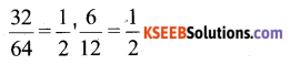 KSEEB Solutions for Class 6 Maths Chapter 12 Ratio and Proportion Ex 12.2 43