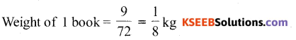 KSEEB Solutions for Class 6 Maths Chapter 12 Ratio and Proportion Ex 12.3 24