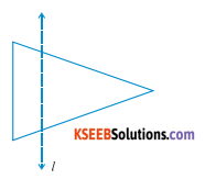 KSEEB Solutions for Class 6 Maths Chapter 13 Symmetry Ex 13.1 54