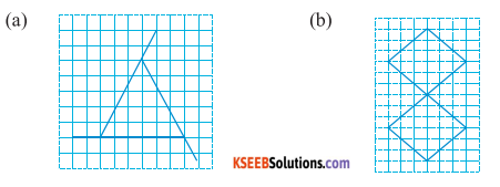 KSEEB Solutions for Class 6 Maths Chapter 13 Symmetry Ex 13.2 16