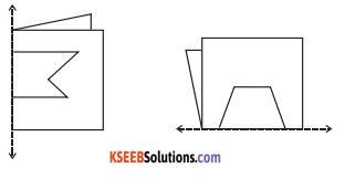 KSEEB Solutions for Class 6 Maths Chapter 13 Symmetry Ex 13.2 91