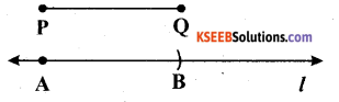 KSEEB Solutions for Class 6 Maths Chapter 14 Practical Geometry Ex 14.3 1