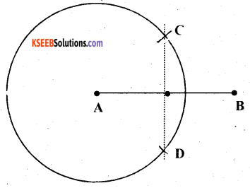 KSEEB Solutions for Class 6 Maths Chapter 14 Practical Geometry Ex 14.5 1