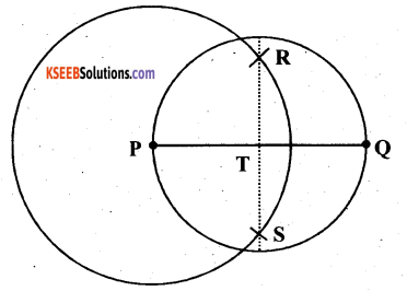 KSEEB Solutions for Class 6 Maths Chapter 14 Practical Geometry Ex 14.5 55