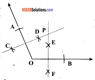 KSEEB Solutions for Class 6 Maths Chapter 14 Practical Geometry Ex 14.5 70