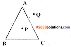 KSEEB Solutions for Class 6 Maths Chapter 4 Basic Geometrical Ideas Ex 4.4 1