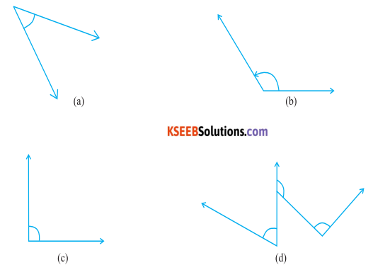 KSEEB Solutions for Class 6 Maths Chapter 5 Understanding Elementary Shapes Ex 5.4 1