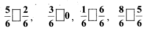KSEEB Solutions for Class 6 Maths Chapter 7 Fractions Ex 7.4 2