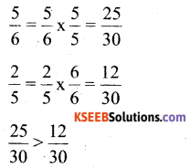 KSEEB Solutions for Class 6 Maths Chapter 7 Fractions Ex 7.6 39