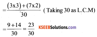 KSEEB Solutions for Class 6 Maths Chapter 7 Fractions Ex 7.6 4