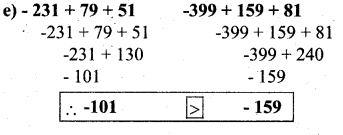 7th Class Maths Textbook State Syllabus Pdf Integers