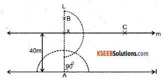 KSEEB Solutions for Class 7 Maths Chapter 10 Practical Geometry Ex 10.1 2
