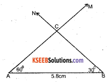 KSEEB Solutions for Class 7 Maths Chapter 10 Practical Geometry Ex 10.4 1