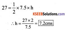 KSEEB Solutions for Class 7 Maths Chapter 11 Perimeter and Area Ex 11.2 676