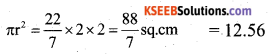 KSEEB Solutions for Class 7 Maths Chapter 11 Perimeter and Area Ex 11.3 30
