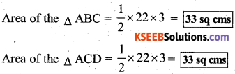 KSEEB Solutions for Class 7 Maths Chapter 11 Perimeter and Area Ex 11.4 661