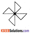 KSEEB Solutions for Class 7 Maths Chapter 14 Symmetry Ex 14.2 5