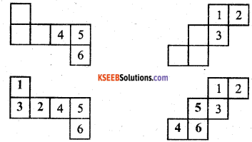 KSEEB Solutions for Class 7 Maths Chapter 15 Visualising Solid Shapes Ex 15.1 3