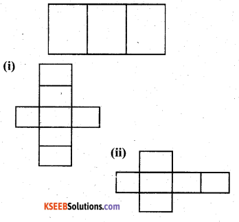 KSEEB Solutions for Class 7 Maths Chapter 15 Visualising Solid Shapes Ex 15.1 5