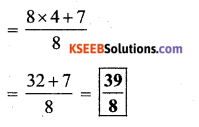 KSEEB Solutions For Class 7 Maths Chapter 2 Fractions And Decimals