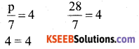 KSEEB Solutions for Class 7 Maths Chapter 4 Simple Equations Ex 4.2 122