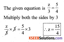 KSEEB Solutions for Class 7 Maths Chapter 4 Simple Equations Ex 4.2 17