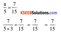 KSEEB Solutions for Class 7 Maths Chapter 4 Simple Equations Ex 4.2 21