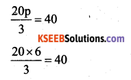 KSEEB Solutions for Class 7 Maths Chapter 4 Simple Equations Ex 4.2 27
