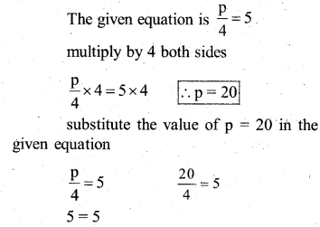 KSEEB Solutions for Class 7 Maths Chapter 4 Simple Equations Ex 4.2 36